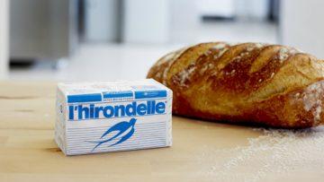 Faire du pain avec la levure l'hirondelle